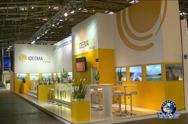 stands exposiciones internacionales