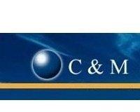 Logo C & M Congress- & Messe-Marketing International