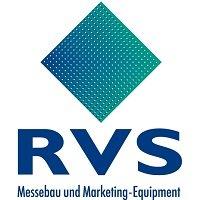 Logo RVS Messebau und Marketing-Equipment