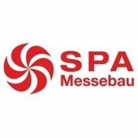 Logo SPA Messebau