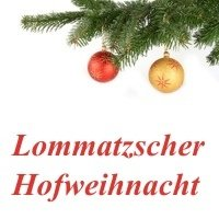 Mercado de navidad  Lommatzsch