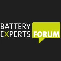 BATTERY EXPERTS FORUM 2021 Fráncfort del Meno