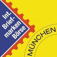 Internationale Briefmarken-Börse  Múnich