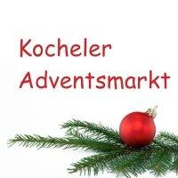 Mercado de adviento  Kochel a. See