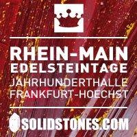 Rhein - Main - Edelsteintage 2022 Fráncfort del Meno