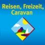 Reisen, Freizeit, Caravan, Halle